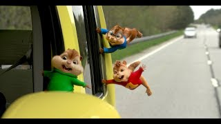 getlinkyoutube.com-Alvin And The Chipmunks The Road Chip: ALL Movie Clips