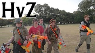 getlinkyoutube.com-Take the Fort | Humans vs Zombies Melbourne