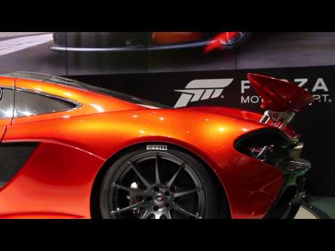 Forza 5 from E3 2013, real life vs. in-game, can you tell a difference?