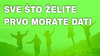 getlinkyoutube.com-Sve što želite imati, to prvo morate dati