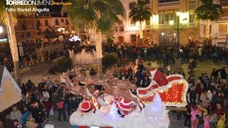 getlinkyoutube.com-Cabalgata de Reyes en Torredonjimeno. Año 2015.