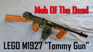 "getlinkyoutube.com-COD: BO2: Mob Of The Dead: LEGO M1927 ""Tommy Gun"""