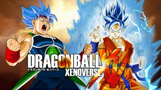 getlinkyoutube.com-Dragon Ball Xenoverse | SSJGSSJ Bardock VS SSJGSSJ Goku (Duels)