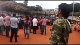 Puneet Rajkumar Dodmane huduga shooting.