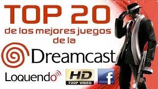 getlinkyoutube.com-Top 20 de los mejores juegos de la Sega Dreamcast HD [LOQUENDO] + [Emulador y Juegos]
