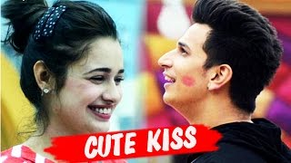 getlinkyoutube.com-Yuvika Chowdhary KISSES Prince Narula | Bigg Boss 9