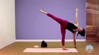 getlinkyoutube.com-Meghan Currie Yoga: Constant Orgasm