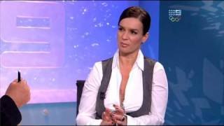 getlinkyoutube.com-Katarina Witt - Interview - 2010 - Ice Figure Skater