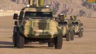 getlinkyoutube.com-IAG introduces its range of 4x4 armoured vehicles Jaws and Guardian at Milipol 2015