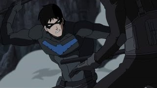 Young justice vs the light