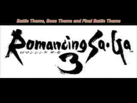 Music Remaster - Romancing SaGa 3 ~ Triple Themes.