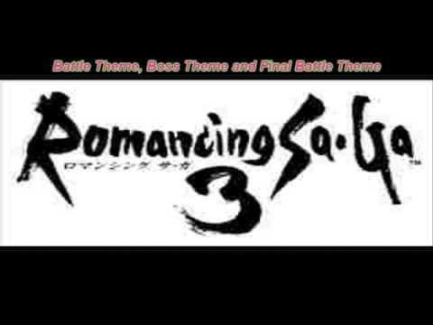 Music Remaster - Romancing SaGa 3 ~ Triple Themes.