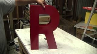 getlinkyoutube.com-Wholesale Sign Fabrication | Channel Letters | Kwik Sign Letters