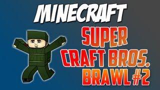 Super Craft Bros: Brawl - PvP Mod by Sethbling Part. 2