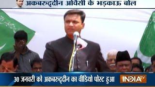 getlinkyoutube.com-Akbaruddin Owaisi Hatred Speech, Attacks PM Modi over 'Sabka Saath Sabka Vikas'