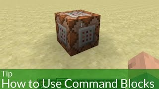 getlinkyoutube.com-Tip: How to Use Command Blocks in Minecraft