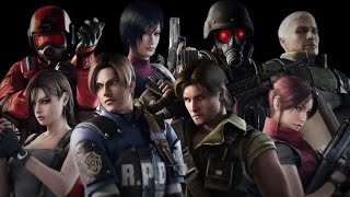 getlinkyoutube.com-Top 10 Resident Evil Characters