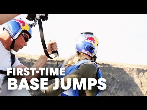 First BASE Jumps   Miles Above: S2E6