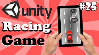 25. Unity Android Accelerometer Input Tutorial - Unity Android Game Development