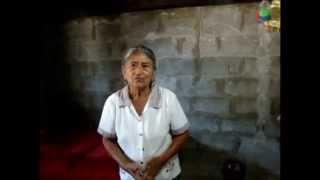 Limpieza con huevo con Adela Borbor en Ecuador
