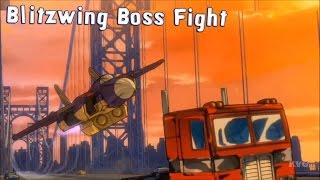 getlinkyoutube.com-Transformers: Devastation - Blitzwing Boss Fight | Gameplay [HD]