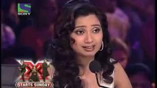getlinkyoutube.com-Sonu Nigam X - Factor V/s Contestant X - Factor On  Zoobi Doobi