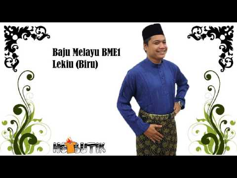 Baju Melayu - Baju Raya 2014