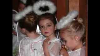 getlinkyoutube.com-4 year old Kaylee doing rhythmic gymnastics and russian ballet