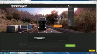 getlinkyoutube.com-Como Registrar e Instalar o Euro Truck Simulator 2 Multiplayer