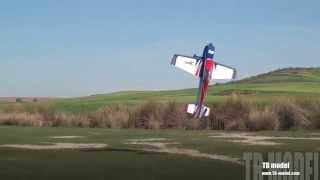 getlinkyoutube.com-Extra 330SC - RCGF 60 Twin Flight Model Test