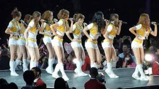 SNSD (Girls' Generation) - Oh! SMtown L.A. 2010