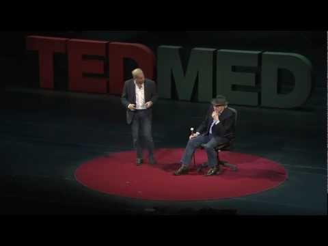 Bud Frazier & Billy Cohn at TEDMED 2012