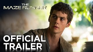 getlinkyoutube.com-The Maze Runner | Official Trailer [HD] | 20th Century FOX