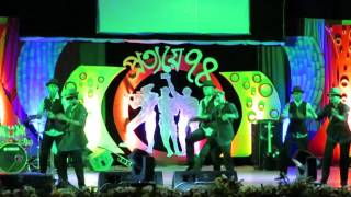 Toca Toca :  Dance, Performed By 74 BMA Long Course In Gala Night