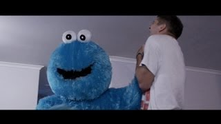 getlinkyoutube.com-Don't Touch the Cookie Monster's Cookies!!!!