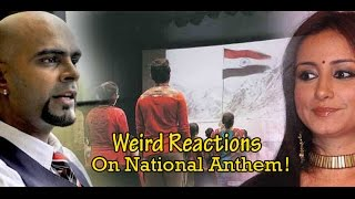 getlinkyoutube.com-Weird Reactions on National Anthem in Theatres !