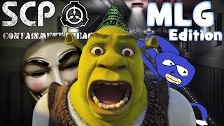 getlinkyoutube.com-DON'T GET REKT - SCP Containment Breach MLG EDITION