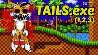 getlinkyoutube.com-Creepy Games - Episode 3 - Tails.exe (1,2,3)