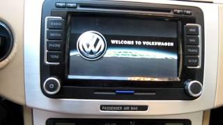 getlinkyoutube.com-Volkswagen Passat RNS510 Video In Motion Unlock