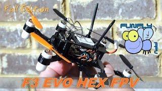 getlinkyoutube.com-F3 Brushed Hexacopter