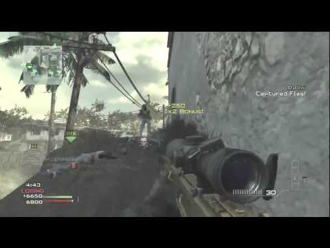 MW3 | SICK 5 MAN SNIPER FEED