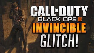 getlinkyoutube.com-Black Ops 3 Zombie Glitches - Shadows Of Evil Invincible Glitch! (BO3 Zombies Glitches)
