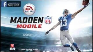 getlinkyoutube.com-Madden Mobile 16 - Players Pack & Team Update