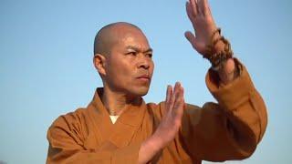 getlinkyoutube.com-Shaolin kung fu luohan 18 hands, combat methods