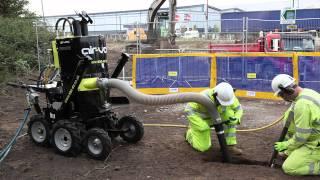 AIR-VAC Vacuum Excavator