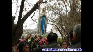 Festa Madonnina di Lourdes in Tramonti 2013