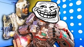 BIGGEST CAMPERS TROLLED ON CALL OF DUTY! (Black Ops 3 Trolling, Random Moments, Specialists)