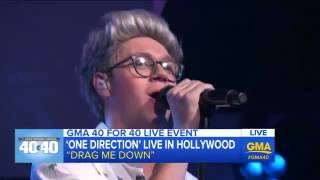 getlinkyoutube.com-One Direction - Drag Me Down (live at GMA)