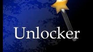 getlinkyoutube.com-تحميل برنامج  Unlocker 1.9.1  إزالة البرامج المستعصية