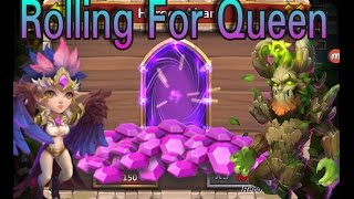 getlinkyoutube.com-First 8/8 Talent & Rolling for Harpy Queen (awesome rolls)